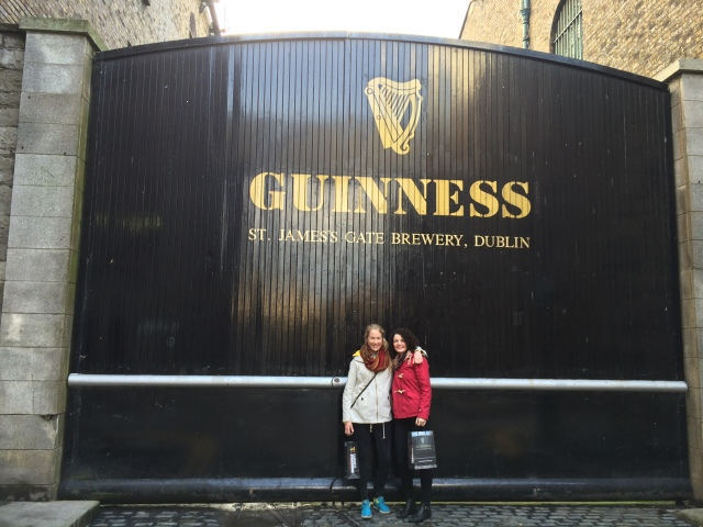 St James's Gate, the Home of Guinness