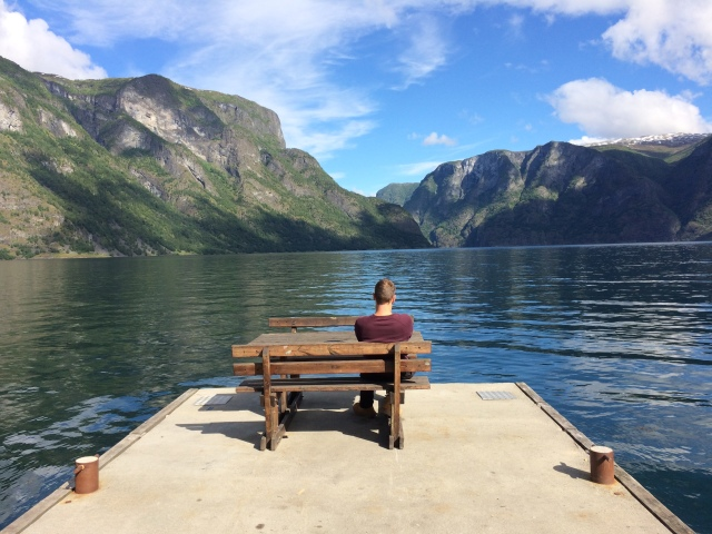 Jetty-at-Aurland-overlooking-the-fjord